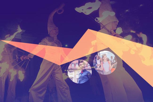 Международен фестивал за градски изкуства и щастие 6Fest Габрово 2017